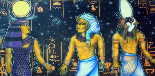 Do You Know Which Ancient Egyptian God Are You?