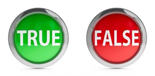 The Attitude Test: True Or False Trivia Questions Quiz