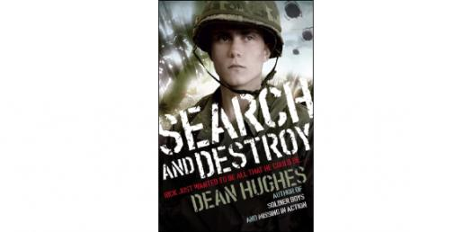 Book Quiz: Search And Destroy By Dean Hughes