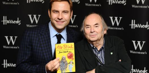 Trivia Questions Quiz On Mr Stink Book By David Walliams!