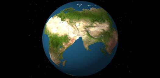 Quiz: Earth