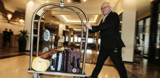 Trivia Quiz: What Do You Know About Hotel Bellman?