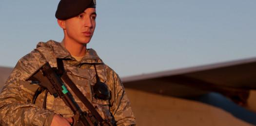 US Air Force Security Forces Responsibilities! Trivia Questions Quiz