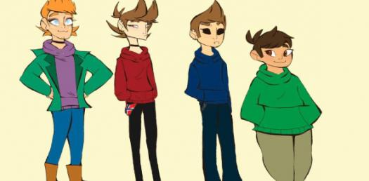 Quiz: Which Eddsworld Character Are You?