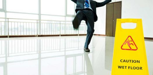 Test Your Knowledge About Slip And Fall Prevention! Trivia Quiz