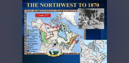 American History Quiz: The Northwest To 1870