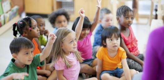 Short Trivia Questions Quiz For Kindergarten!