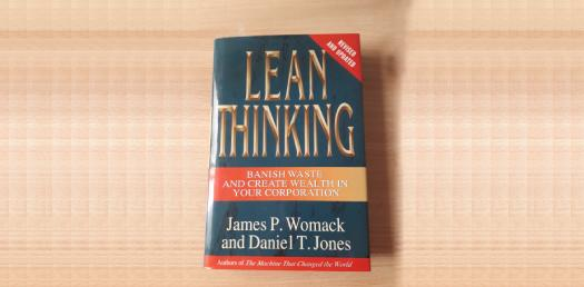 Lean Thinking Book By Daniel T. Jones And James P. Womack! Trivia Quiz