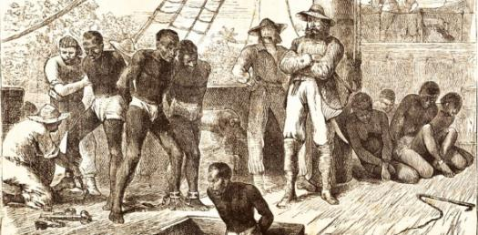 African American: History Of Slavery In The United States! Trivia Facts Quiz