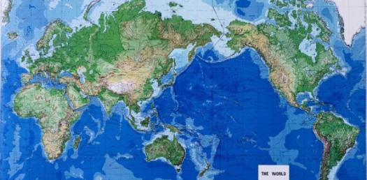 Incredible Geographical Facts! Trivia Questions Quiz