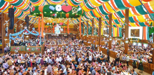 Oktoberfest Event: World