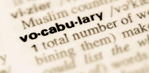 A Not So Easy Vocabulary Quiz You Must Take!