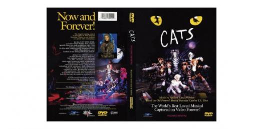 Cats Musical Dvd Quiz