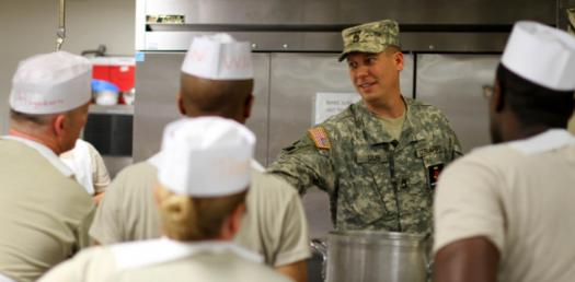 Quiz: How Much Do You Know About Food Service Security Sergeant?