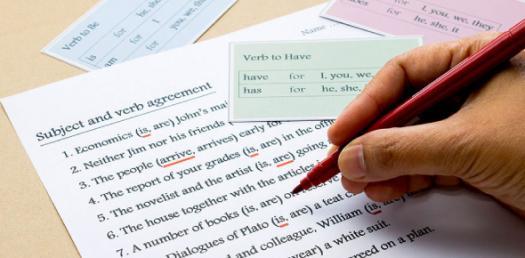Quiz: Improve Your Grammar! Trivia Questions Test