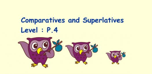 Can Pass This Comparatives And Superlatives Test? Trivia Quiz