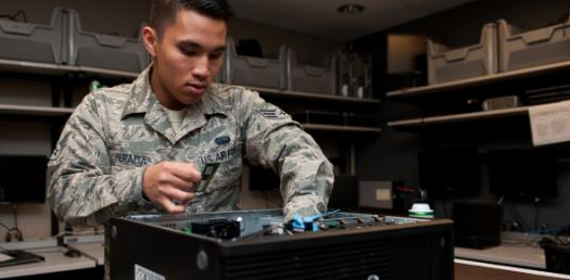 CDC 3D151: Air Force Client Systems Technician Test! Trivia Quiz