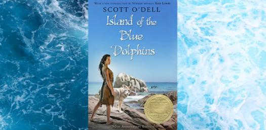 Island Of The Blue Dolphins Novel By Scott O