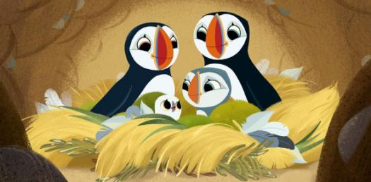 Quiz: Which Puffin Rock Character Are You?