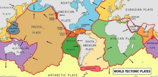 How Much Do You Really Know About Plate Tectonics? Trivia Quiz