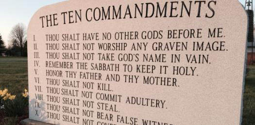 What Do You Know About The Ten Commandments Of God? Trivia Quiz