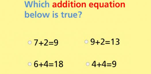 Addition Test: A Quiz To Test Your Math Skills!