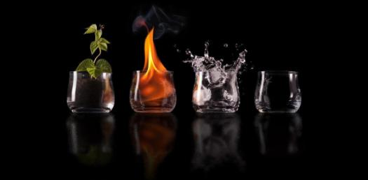 Quiz: What Element You Have? Fire, Earth Or Water!