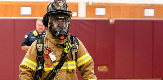 Trivia Quiz: How Well Do You Know About Firefighters Safety And Techniques?