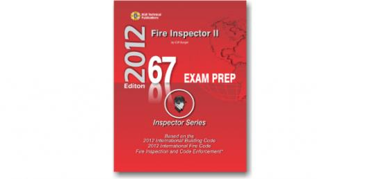 Fire Inspection And Code Enforcement Book! Trivia Questions Quiz