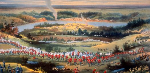 canadian History Quiz: The North West Rebellion