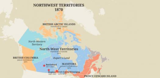 What Do You Know About North-Western Territory? Trivia Questions Quiz
