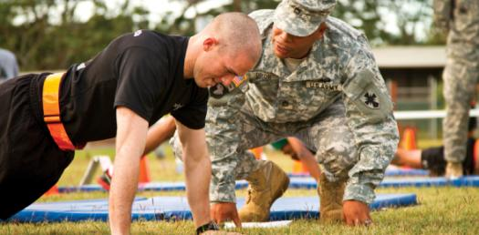 Air Force Fitness Test 3M071B Volume 2