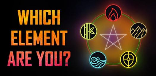 Quiz: Which Element Are You Actually?