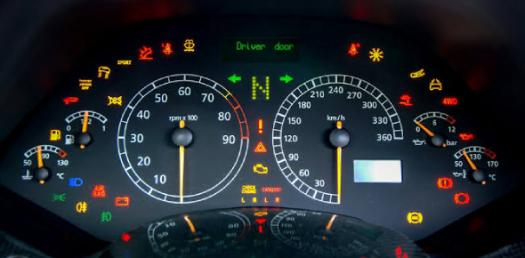 Quiz On Car Dashboard Warning Lights! Trivia Questions