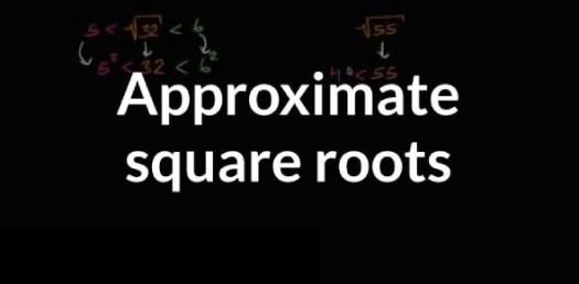 Estimating And Approximating Square Root! Math Trivia Quiz