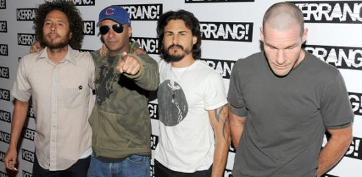Rage Against The Machine Trivia Time