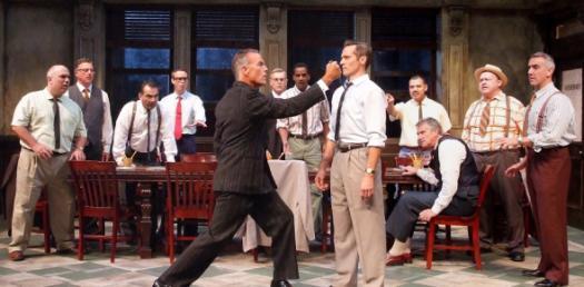 Twelve Angry Men Drama By Reginald Rose! Trivia Questions Quiz