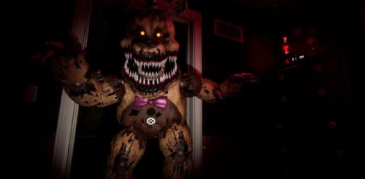 Which FNAF Animatronic Are You Actually? Quiz