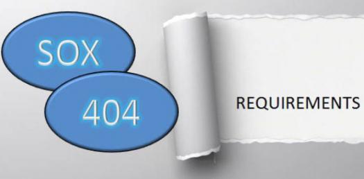 SOX Section 404 : Compliance Trivia Test! Quiz