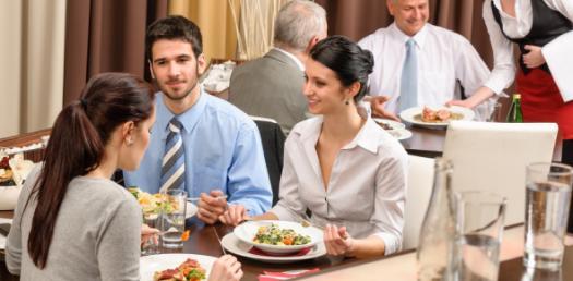 Quiz On Restaurant Dining Etiquette!