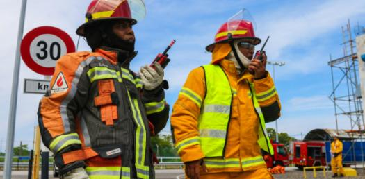 FIRE 3303 : Quiz on Incident Command System and Hazards! Trivia