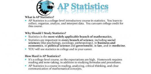Test Yourself! AP Statistics Trivia Questions Quiz