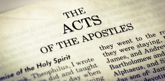 The Book Of Acts: Test Your Bible Knowledge! Trivia Quiz