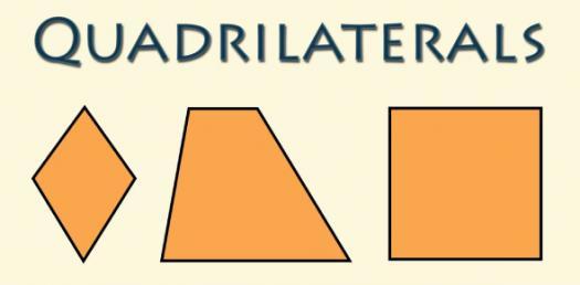 Hardest Quadrilaterals Test! Geometry Trivia Quiz