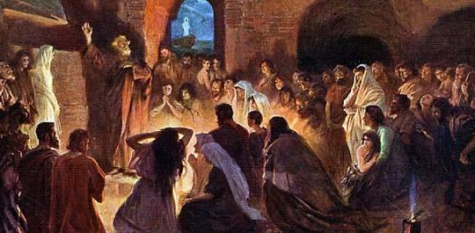 Bible Questions On The Acts Of Apostles! Trivia Quiz