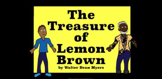 The Treasure Of Lemon Brown Story! Trivia Quiz