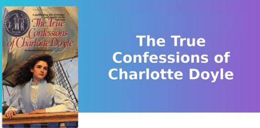 Trivia Quiz: The True Confessions Of Charlotte Doyle Novel!