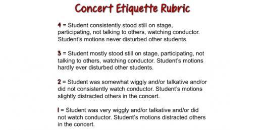What Do You Know About Concert Etiquette? Trivia Quiz