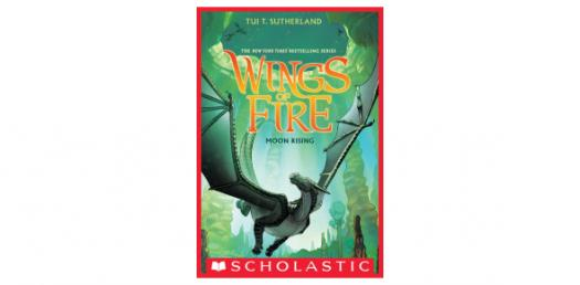 Wings Of Fire Book: The Dragonet Prophecy!