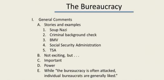 This Is A Quiz On Bureaucracy#2